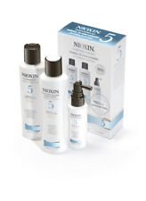 Nioxin Starter Kit 5 Normal To Thin Looking for Medium To Coarse Hair Treatment