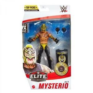 WWE Mattel Rey Mysterio Elite Series Top Picks 2021 Figure
