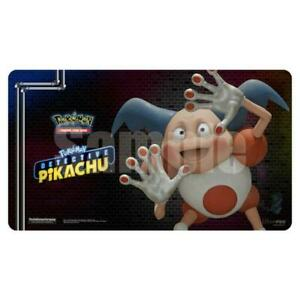 Ultra Pro 15206: Pokemon Detective Pikachu Mr. Mime Playmat
