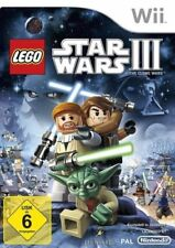 Lego Star Wars III: the Clone Wars-Nintendo Wii Game