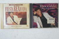 Rex Gildo Absolute Liebe Fiesta Rexicana 2 Originalalben (CD129)