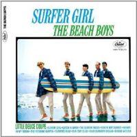 THE BEACH BOYS - SURFER GIRL (MONO & STEREO)  CD NEU