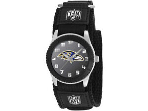 Baltimore Ravens NFL Rookie Black Youth Watch