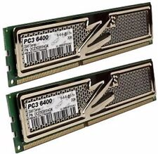 4GB (2x2GB) OCZ Gold Edition XTC PC2 6400 5-5-5-18 OCZ2G8004GK Desktop RAM
