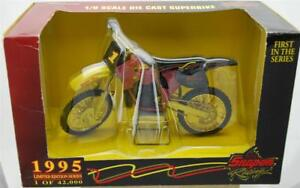 1995 Snap-on Limited Edition 1/9 Scale Die Cast Superbike -1st in Series - NEW
