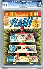 DC 100 Page Spectacular  #22  CGC  9.6  NM+  off white  to white pages
