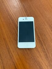 Apple Black 16 Gb Iphone 4 Model A1349 Verizon