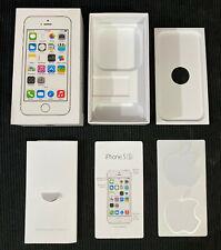 Caja iPhone 5s 16Gb