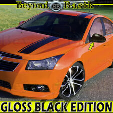 2011 2012 2013 2014 2015 Chevy Cruze 2016 Limited GLOSS BLACK Mirror Covers