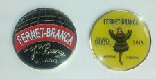 NEW 2018 Fernet Branca Challenge Coin - Tales of the Cocktail NEW ORLEANS RARE!