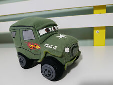 CARS PLUSH TOY SARGE ABOUT 15CM LONG! DISNEY PIXAR CHARACTER TOY!
