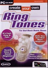 Create your own Ringtones (PC)