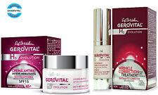 Gerovital H3 Evolution Anti Wrinkle Cream + Wrinkle Correction Treatment 45+