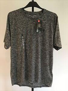 mens under armour tech T Shirt XL