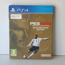 PES2019 - pro Evolution Soccer 2019 - David Beckham Edition - PS4 Spiel - Neu
