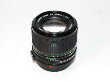Canon Objektiv FD 100mm 1:2,8 *TOP*