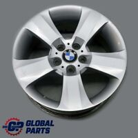 "BMW X3 Series E83 Silver Wheel Alloy Rim Star Spoke 113 18"" 8J ET:46 3401201"