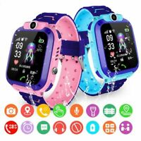Kids Smart Watch Boys Girls Smartwatch Support SIM Card for Android IOS iPhone