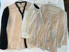 EUC! Maurices Women's Clothing Lot of 3 Size XL Career Work Occasion