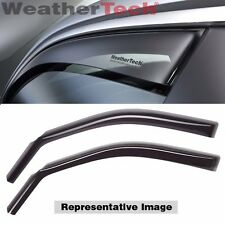 WeatherTech Side Window Deflectors for Dodge Sprinter - 2007-2011 - 80462