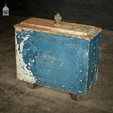More details for 19th c cast iron ornate cistern