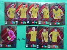 Panini RUSSIA 2018 Fifa World Cup all 9 Limited Edition Adrenalyn Australia RARE