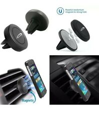 Isunnao Cm-7903 Reinforced Universal Air Vent Magnetic Car Mount Holder