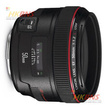 Canon EF 50mm f/1.2 L USM Lens 50 f1.2 for 6D 7D 70D 5D Mark II III 1Dx 60D ~NEW