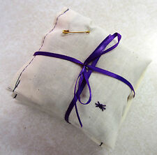 Set of 4 Sets of 4 Reusable Muslin Lavender Dryer Sachets