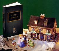Dept 56 - Literary Classics - Little Women - The March Residence