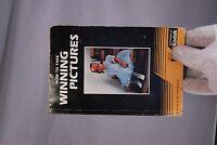 Kodak How to Take Winning Pictures Manual (EN) 7210081 Pocket Guide 1985 color