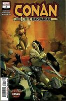 Conan The Barbarian #1 Novella part 1 Marvel Comic 2019 1st Print  unread VF