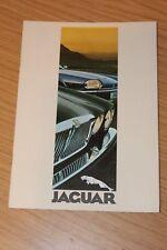 Jaguar XJ & XJ-S HE Sales Brochure circa 1978