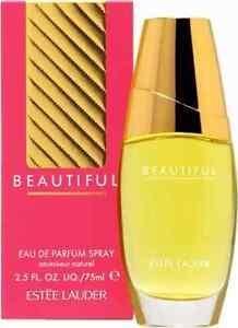 Estee Lauder Beautiful Eau de Parfum Perfume 75ml for Women New Original
