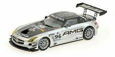 1:43 Mercedes SLS n°96 Zhuhai 2011 1/43 • MINICHAMPS 410113296
