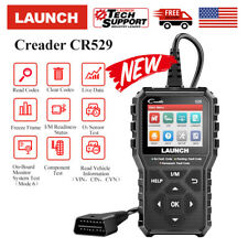 LAUNCH CR529 OBD2 CAN OBDII Auto Car Code Reader Diagnostic Scanner Reset Tool