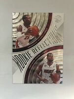 Kendrick Nunn Dwayne Wade Rookie Reflections 2020 Panini Illusions SP #6