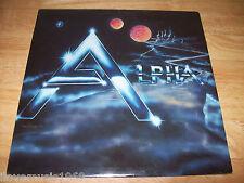 "RARE BRAND NEW Alpha 12"" vinyl LP MINT CONDITION 1987 JSQ Records JSQ1001 SEALED"