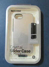 Incase Crystal Slider Hard Shell Case for Apple iPhone 5 - Silver