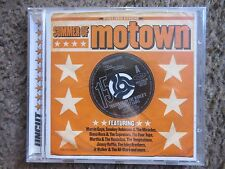 "V/A ""UNCUT SUMMER OF MOTOWN"" 2004 15 TRX. STILL SEALED OOP MAGAZINE COMPILATION"