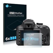 Nikon D5200 Protector de Pantalla de Vidrio Templado Film De Protección