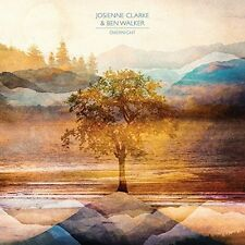JOSIENNE CLARKE AND BEN WALKER - OVERNIGHT   CD NEU