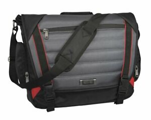 Kenneth Cole Messenger Bag Fits Most Laptops up to 17.5 screen size $160