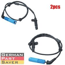 2x ABS Wheel Speed Sensor Rear Left & Right For BMW X5 E53 2000-2004 34526756380