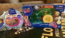 Littlest Pet Shop 2009 And 2010 Playsets Habitrail & Firefly Play Sets