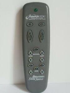 Tempurpedic Adjusta Sealy Orthomatic Series Remote Control  For ADJUSTABLE BED