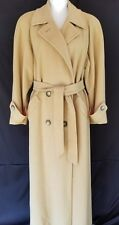 WOMENS REGENCY PURE CAMEL HAIR Authentic Long Coat Bloomingdales NY - Size 2