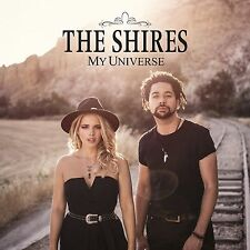 The Shires  - MY UNIVERSE CD Latest Release Release Fast & Free P&P UK Edition