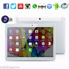 "10.1"" Tablet PC QuadCore 16GB WiFi 3G Android GPS Dual SIM Bluetooth Tableta EU"