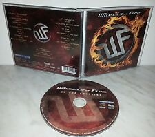 CD WHEELS OF FIRE - UP FOR ANYTHING